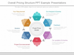Overall Pricing Structure Ppt Example Presentations