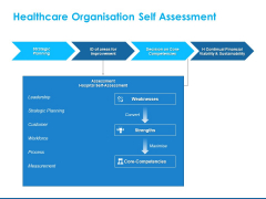 Overview Healthcare Business Management Healthcare Organisation Self Assessment Background PDF