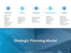 Overview Healthcare Business Management Strategic Planning Model Ppt Infographics Background Image PDF