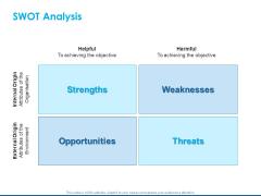 Overview Healthcare Business Management Swot Analysis Ppt Portfolio Information PDF