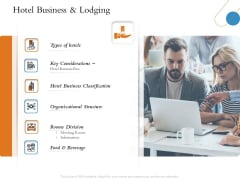 Overview Of Hospitality Industry Hotel Business And Lodging Rules PDF