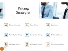 Overview Of Hospitality Industry Pricing Strategies Template PDF