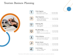 Overview Of Hospitality Industry Tourism Business Planning Ppt Show Background PDF