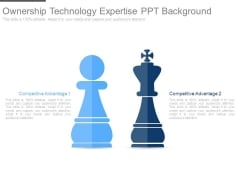 Ownership Technology Expertise Ppt Background