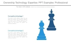 Ownership Technology Expertise Ppt Examples Professional