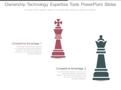 Ownership Technology Expertise Tools Powerpoint Slides