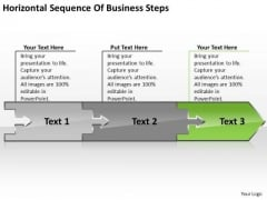 Of Business PowerPoint Presentations Steps Electrical Design Slides