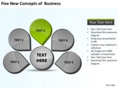 Of Business PowerPoint Templates Download Ppt Cycle Spoke Diagram