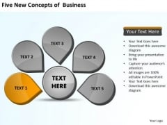 Of Business PowerPoint Templates Free Download Ppt Cycle Spoke Diagram