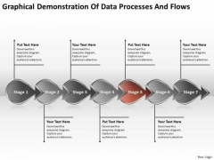 Of Data Processes And Flows What Are Business Requirements PowerPoint Templates