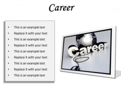 Online Search Career Internet PowerPoint Presentation Slides F