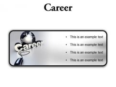 Online Search Career Internet PowerPoint Presentation Slides R