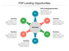 P2P Lending Opportunities Ppt PowerPoint Presentation Show Slide Cpb Pdf