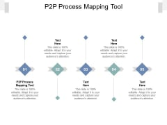 P2P Process Mapping Tool Ppt PowerPoint Presentation Gallery Vector Cpb Pdf