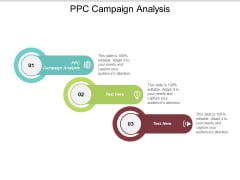 PPC Campaign Analysis Ppt PowerPoint Presentation Styles Slide Download Cpb
