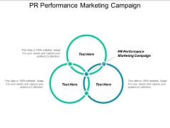PR Performance Marketing Campaign Ppt PowerPoint Presentation Professional Design Templates Cpb