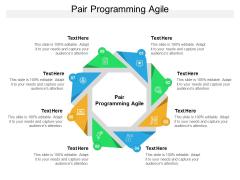 Pair Programming Agile Ppt PowerPoint Presentation Show Slides Cpb Pdf