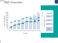 Pandl Overview Ppt PowerPoint Presentation Diagrams