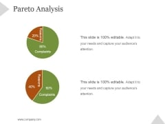 Pareto Analysis Ppt PowerPoint Presentation Design Ideas