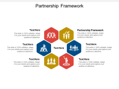 Partnership Framework Ppt PowerPoint Presentation Infographic Template Images Cpb Pdf