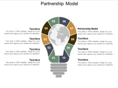 Partnership Model Ppt Powerpoint Presentation Infographic Template Graphic Images Cpb