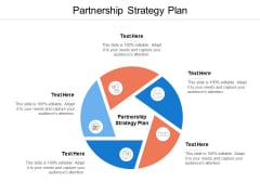 Partnership Strategy Plan Ppt PowerPoint Presentation Styles Visuals Cpb