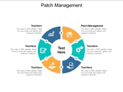 Patch Management Ppt PowerPoint Presentation Gallery Background Cpb