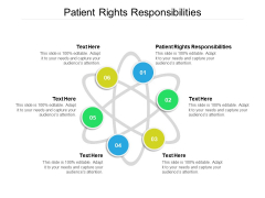 Patient Rights Responsibilities Ppt PowerPoint Presentation Icon Format Ideas Cpb