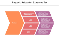 Payback Relocation Expenses Tax Ppt PowerPoint Presentation Show Grid Cpb Pdf