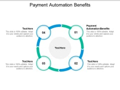 Payment Automation Benefits Ppt PowerPoint Presentation Icon Themes Cpb