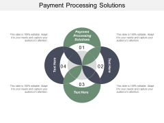 Payment Processing Solutions Ppt PowerPoint Presentation Inspiration Clipart Images Cpb