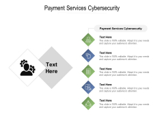 Payment Services Cybersecurity Ppt PowerPoint Presentation Gallery Layouts Cpb Pdf