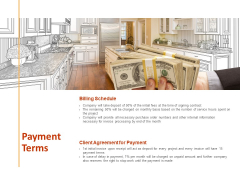 Payment Terms Ppt PowerPoint Presentation Layouts Files