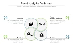 Payroll Analytics Dashboard Ppt PowerPoint Presentation Show Master Slide Cpb Pdf