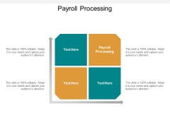Payroll Processing Ppt PowerPoint Presentation Summary Tips Cpb