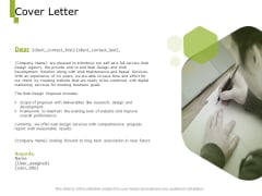Paysheet Offshoring Company Cover Letter Ppt Outline Smartart PDF