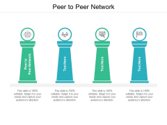 Peer To Peer Network Ppt PowerPoint Presentation Outline Icons Cpb