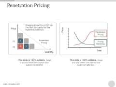 Penetration Pricing Ppt PowerPoint Presentation Background Designs
