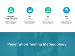 Penetration Testing Methodology Ppt PowerPoint Presentation Ideas Styles Cpb Pdf
