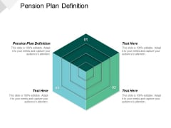 Pension Plan Definition Ppt PowerPoint Presentation Inspiration Vector Cpb