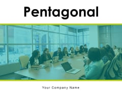 Pentagonal Business Innovation Ppt PowerPoint Presentation Complete Deck