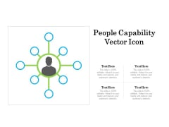 People Capability Vector Icon Ppt PowerPoint Presentation File Show