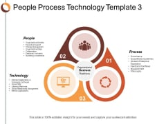 People Process Technology Business Ppt Powerpoint Presentation Inspiration Graphics Example