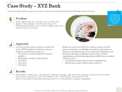 Percentage Share Customer Expenditure Case Study XYZ Bank Elements PDF