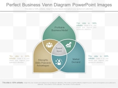 Perfect Business Venn Diagram Powerpoint Images