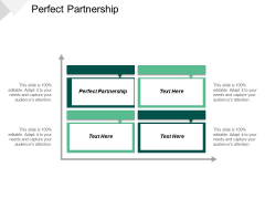 Perfect Partnership Ppt PowerPoint Presentation Professional Example File Cpb
