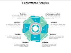 Performance Analysis Ppt PowerPoint Presentation File Design Inspiration Cpb