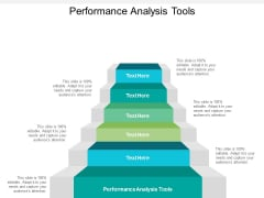 Performance Analysis Tools Ppt PowerPoint Presentation Icon Templates Cpb