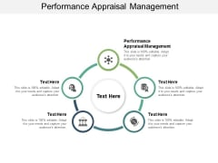 Performance Appraisal Management Ppt PowerPoint Presentation Styles Background Image Cpb