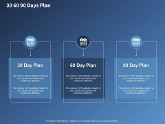 Performance Assessment And Sales Initiative Report 30 60 90 Days Plan Ppt Pictures Background Images PDF